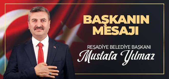 Reşadiye Belediye Başkanı Mustafa Yılmaz